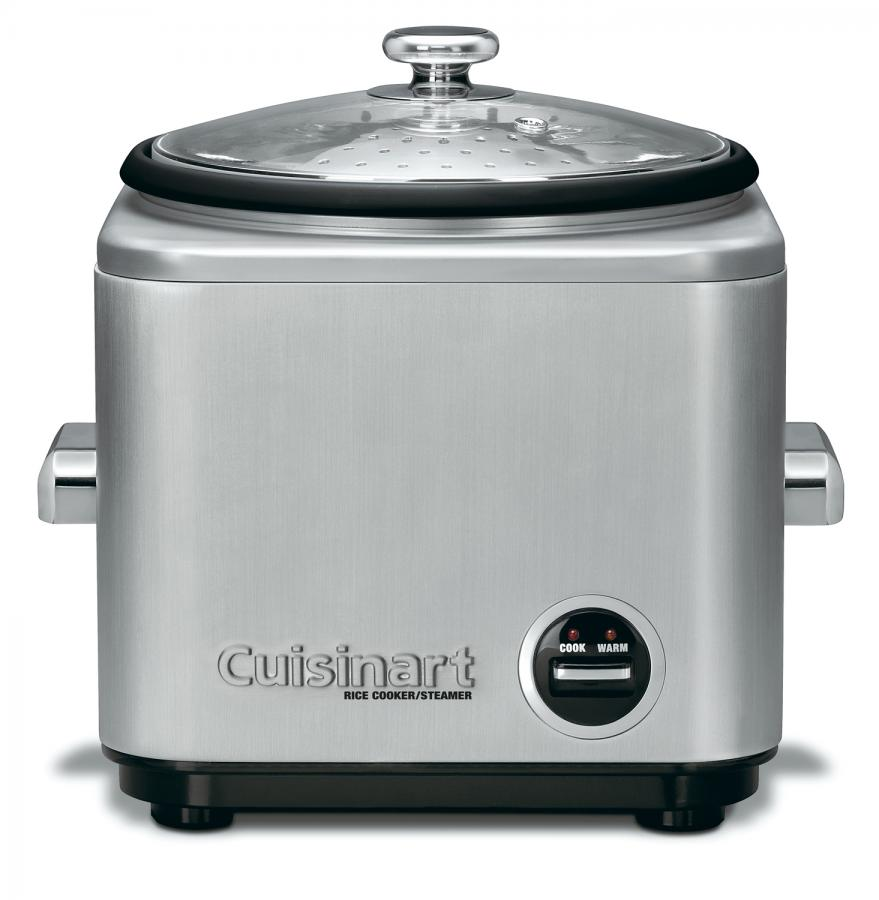 Cuisinart 8 Cup Rice Cooker, Brushed Stainless