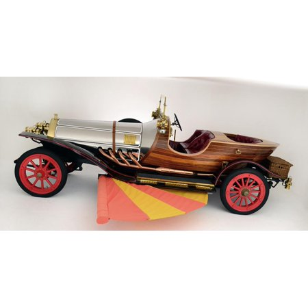 Chitty Chitty Bang Bang film car replica Print Wall (Chitty Chitty Bang Bang The Magical Car)