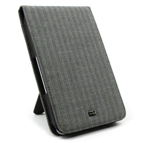 JAVOedge Herringbone Flip Case for Barnes & Noble Nook