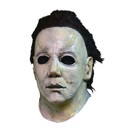 Trick Or Treat Studios Halloween 6: The Curse of Michael Myers Halloween Costume Mask (Scary Halloween Games Michael Myers)