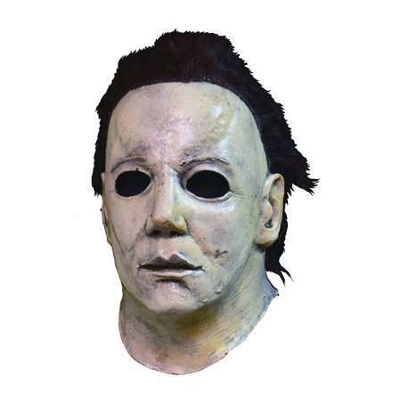 Trick Or Treat Studios Halloween 6: The Curse of Michael Myers Halloween Costume Mask](Michael Myers Mask Original Halloween)