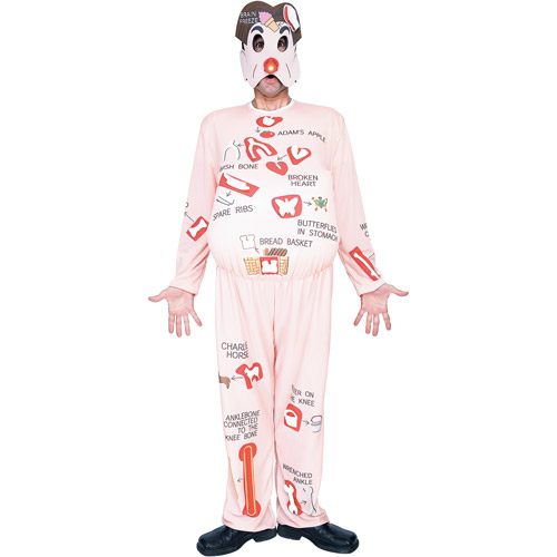Operation Board Game Adult Halloween Costume