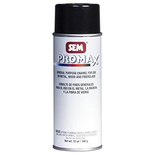 Sem Paints SEM-61033 Multimax - Gloss Black