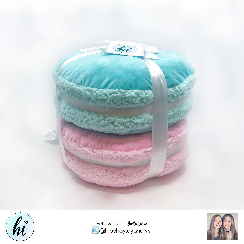 Hi 'Macaron' Decorative Pillow Set, 2 Pack