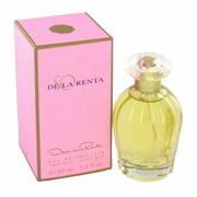 Oscar De La Renta awsod33s 3.3 oz Eau De Toilette Spray for Women