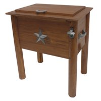 Leigh Country 56 Qt. Amberlog Cooler With Star