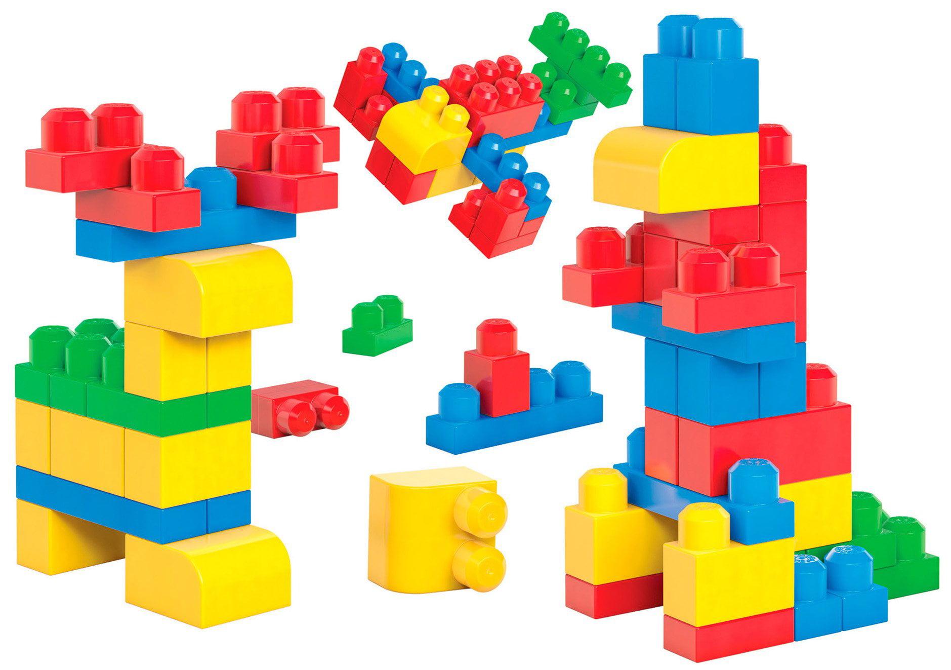 Mega Bloks First Builders Let's Get Building Set by Mattel