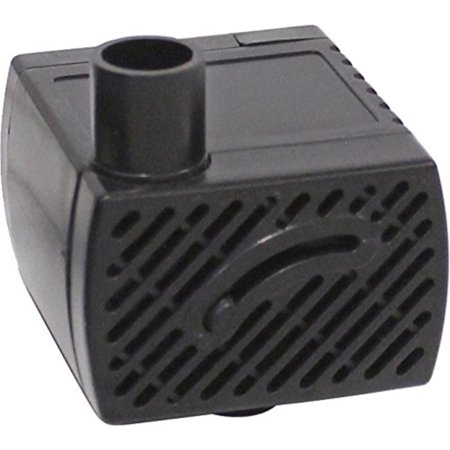 EasyPro Products MP85 Tranquil Decor Mag Drive Pump, 85 GPH, 1/2 outlet fitting, 6' power cord By EasyPro Pond Products