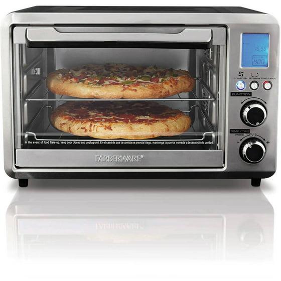 Farberware Digital Toaster Oven Walmart Com
