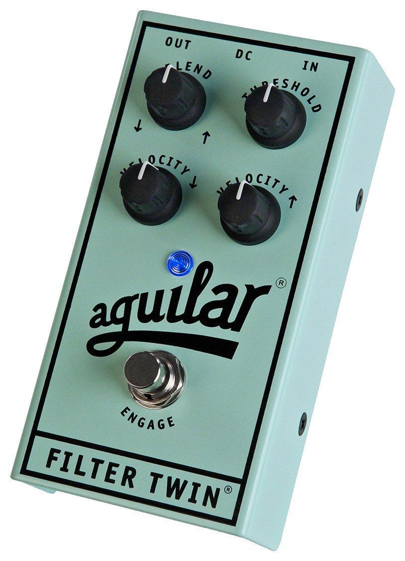 Aquilar Dual Filter Envelope Filter Pedal by Aguilar