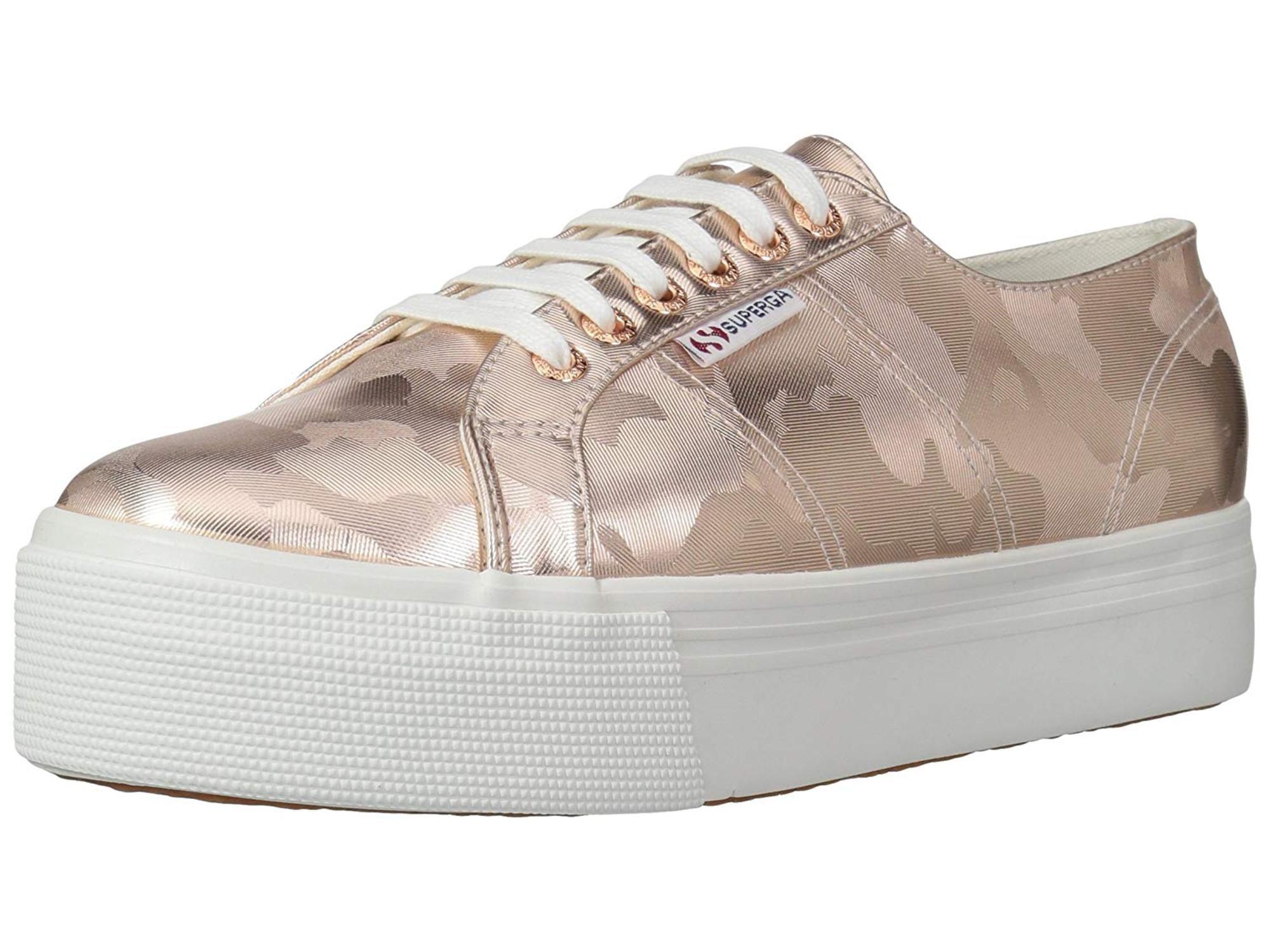 Superga Damenschuhe Sneakers, Army Fabric Niedrig Top Lace Up Fashion Sneakers, Damenschuhe , 6fa4e7