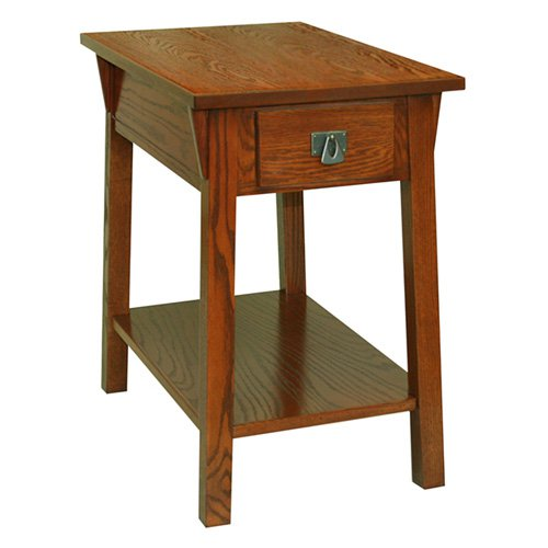 Leick 9059-RS Favorite Finds Mission Chairside Table by Supplier Generic