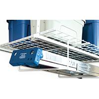 Knape & Vogt 00420 Ladder Rack Garage Ceil