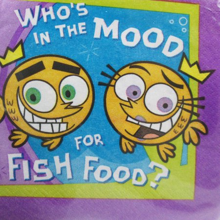 Fairly OddParents Small Napkins (16ct)](The Fairly Oddparents Halloween Short)