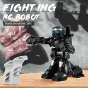 777-615 2.4G RC Robot Battle Boxing Robot Remote Control Fighting Robot for Parents and Kids Gift