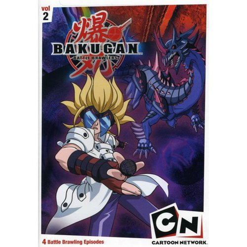 Bakugan Battle Brawlers, Volume 2: Game On