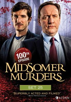 Midsomer Murders: Series 25 (DVD) by Acorn Media Publishing Inc.