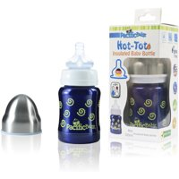 Hot-Tot 4-oz Insulated Baby Bottle