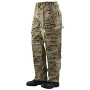 TRU Trousers Multicam 65/35 Polyester, Cotton Rip-Stop, XLarge Short