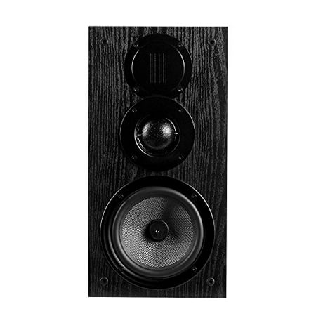 Swan Speakers - - 3.1 Bookshelf Speakers - Near-Field Speakers - DIY Speaker Kit - Pair - Black Swan Speakers - - 3.1 Bookshelf Speakers - Near-Field Speakers - DIY Speaker Kit - Pair - Black