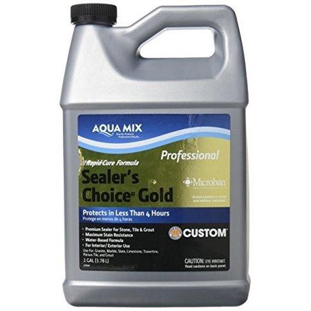 Aqua Mix Sealers Choice Gold 1 Gallon - Walmart com