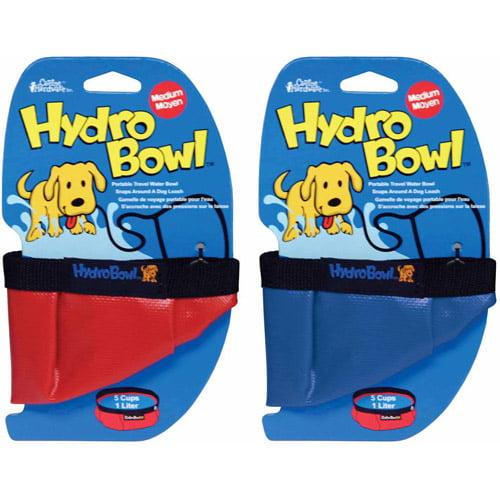 Petmate Doskocil Co. Inc. Hydro Bowl, Medium