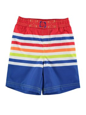 Freestyle Revolution Baby Toddler Boy Stripe Swim Trunks