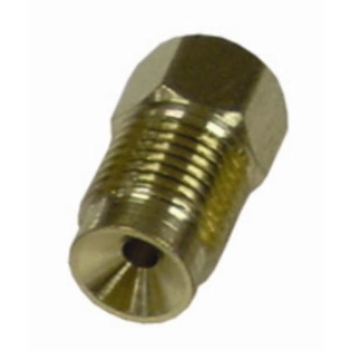 K Tool International KTI-04013 Br Mst Cyl Adp 5/16 Male X 1/4