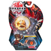 Bakugan, Tryhno, 2-inch Tall Collectible Action Figure and Trading Card, for Ages 6 and Up