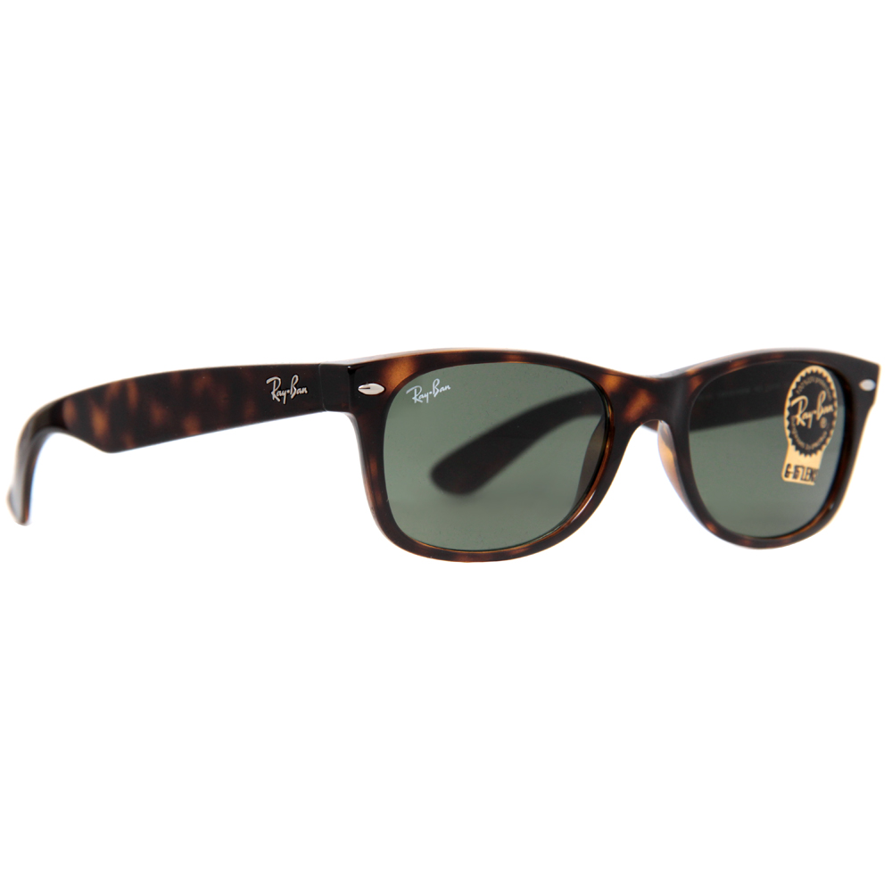 new wayfarer rb2132  Ray-Ban Men\u0027s New Wayfarer RB2132-902-52 Tortoiseshell Wayfarer ...