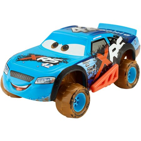 Disney/Pixar Cars XRS Mud Racing Cal Weathers Die-Cast