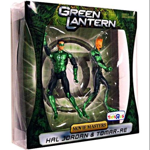 Green Lantern Movie Masters Hal Jordan & Tomar-Re Action Figure 2-Pack
