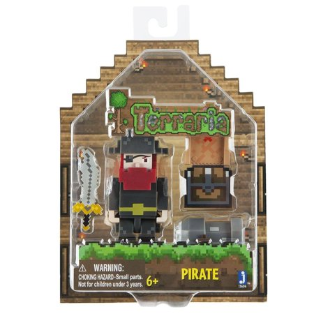 Terraria Pirate Action Figure with Accessories ()