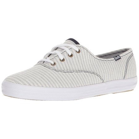Keds Womens Champion Fabric Low Top Lace Up Fashion