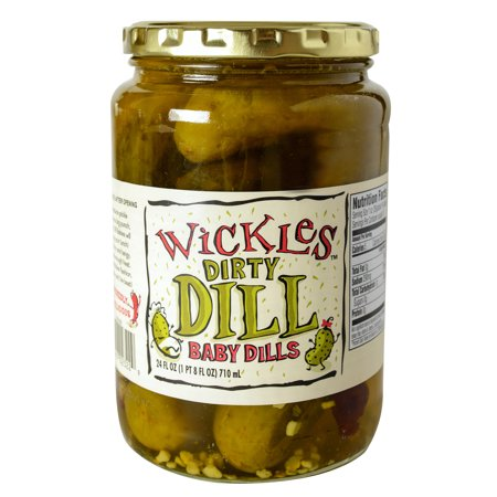 Dirty Dill Baby Dills