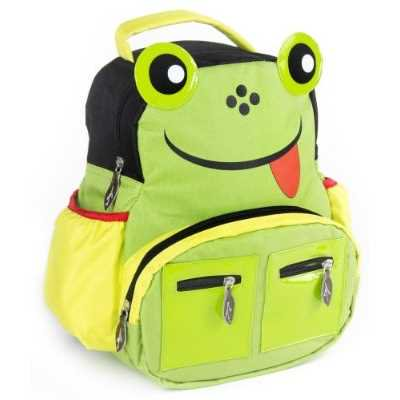 Cloudnine Kid Backpack Frog Design