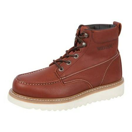 14869b767e3 Wolverine - Wolverine W03193 Mens T-Bone Steel Toe Work Boots 7D (M ...