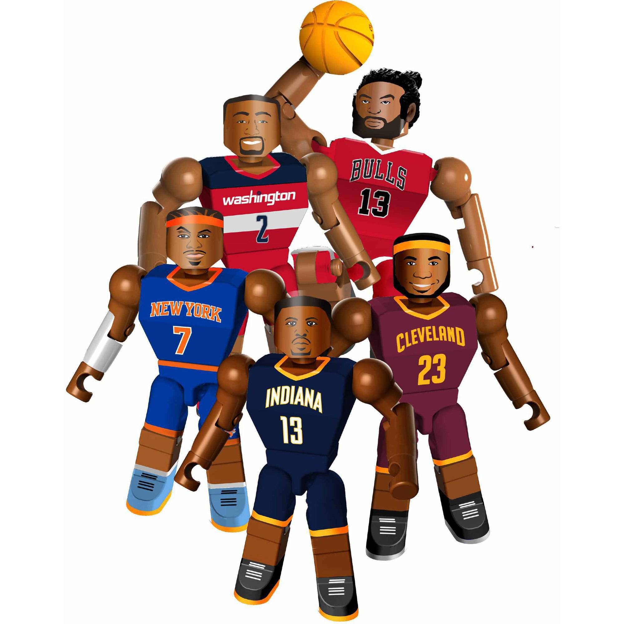 NBA Figurines Best Of The East