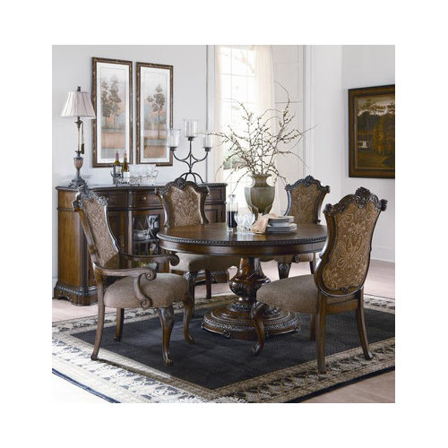 Bundle-86 Legacy Classic Furniture Pemberleigh Dining Set (8 Pieces)