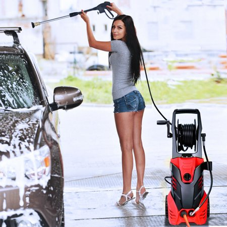 3000PSI Electric High Pressure Washer Machine 2 GPM 2000W w/ Deck Patio Cleaner - image 2 of 10