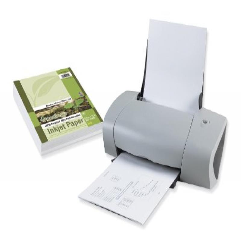 Pacon Corporation 200 Count Ecology Recycled Inkjet Paper