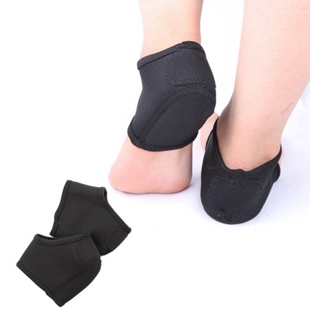 2x Plantar Fasciitis Foot Heel Ankle Therapy Wrap Pads Cushion Arch Support Socks Pain Relief Sleeves