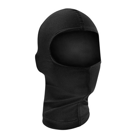 ZanHeadgear Balaclava Nylon Black SKU: WBN114 with Elite Tactical Cloth