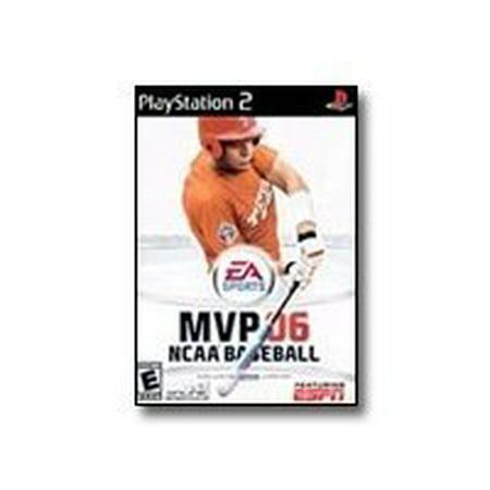 Ea Sports Mvp Baseball (Mvp 06 Ncaa Baseball (ps2))