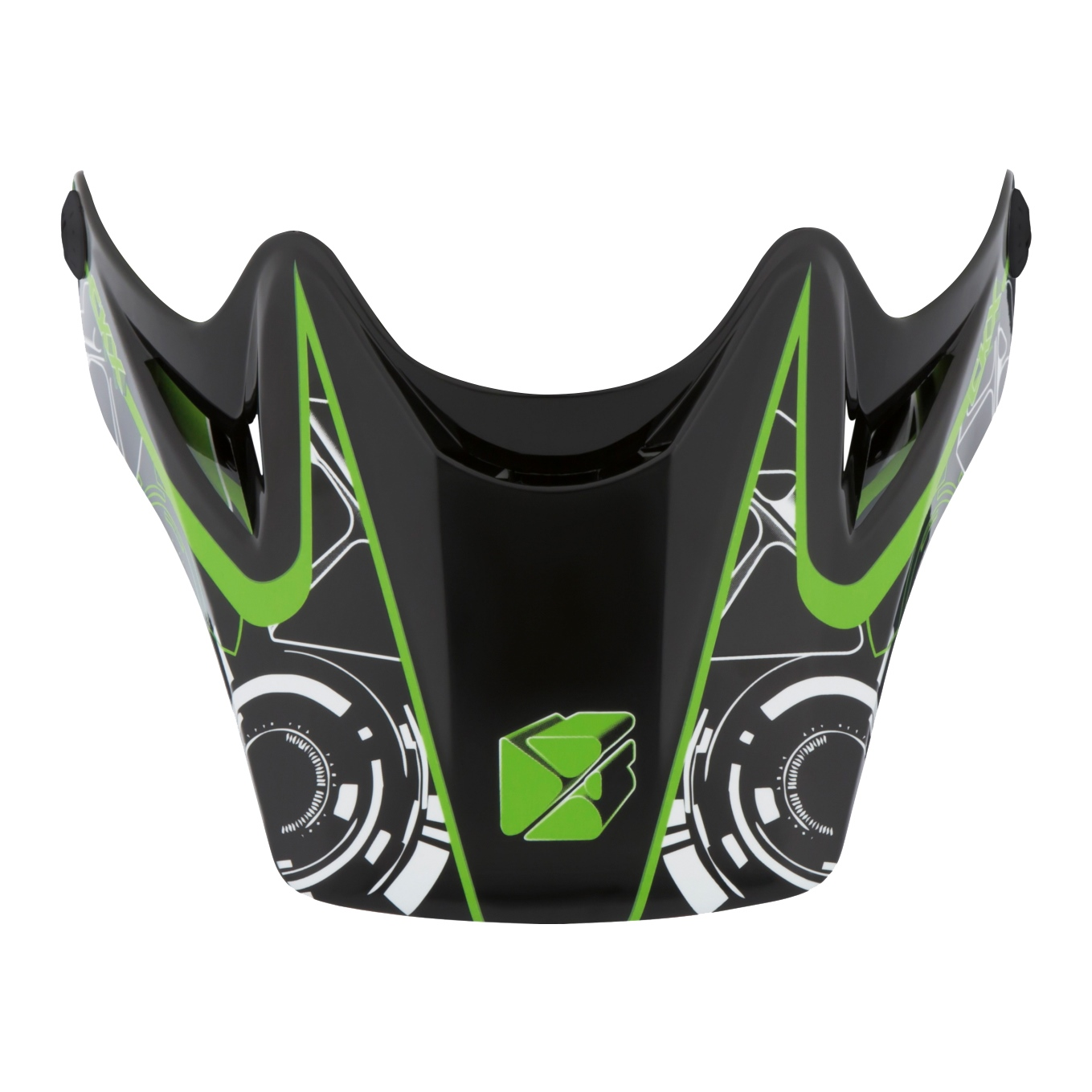 CKX Peak for TX218Y Helmet Dimension Green One Size Fits All #505000