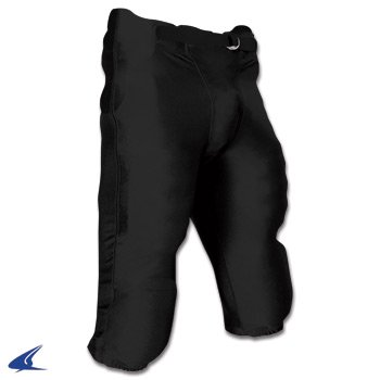 Champro Terminator Football Game Pants with Built-in Pads- All Sizes & (Practice Football Pants)