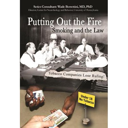 Putting Out the Fire: Smoking and the Law - eBook (Cat People Putting Out Fire David Bowie)