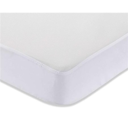 Breathe Safe Fabric On Waterproof Mattress Cover For Full Size Crib
