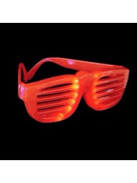 Rock Star Shutter Shades Sunglasses Blue