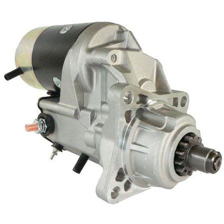 Pickup Starter - DB Electrical SND0038 New Starter For Dodge Ram Pickup Truck 5.9L 5.9 94 95 96 97 98 99 00 01 02 1994 1995 1996 1997 1998 1999 2000 2001 2002 Cummins B-Series Diesel 94-On ND228000-2292 ND9722809-229